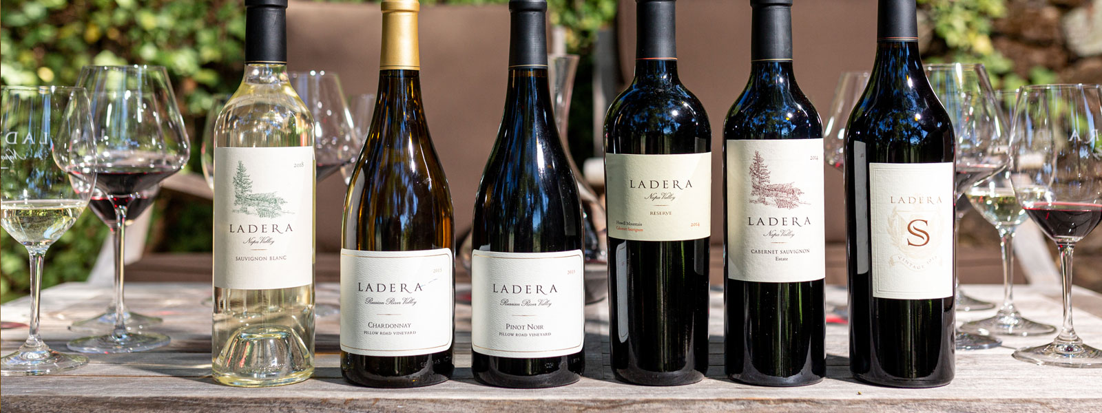 Ladera Vineyards Wine Club