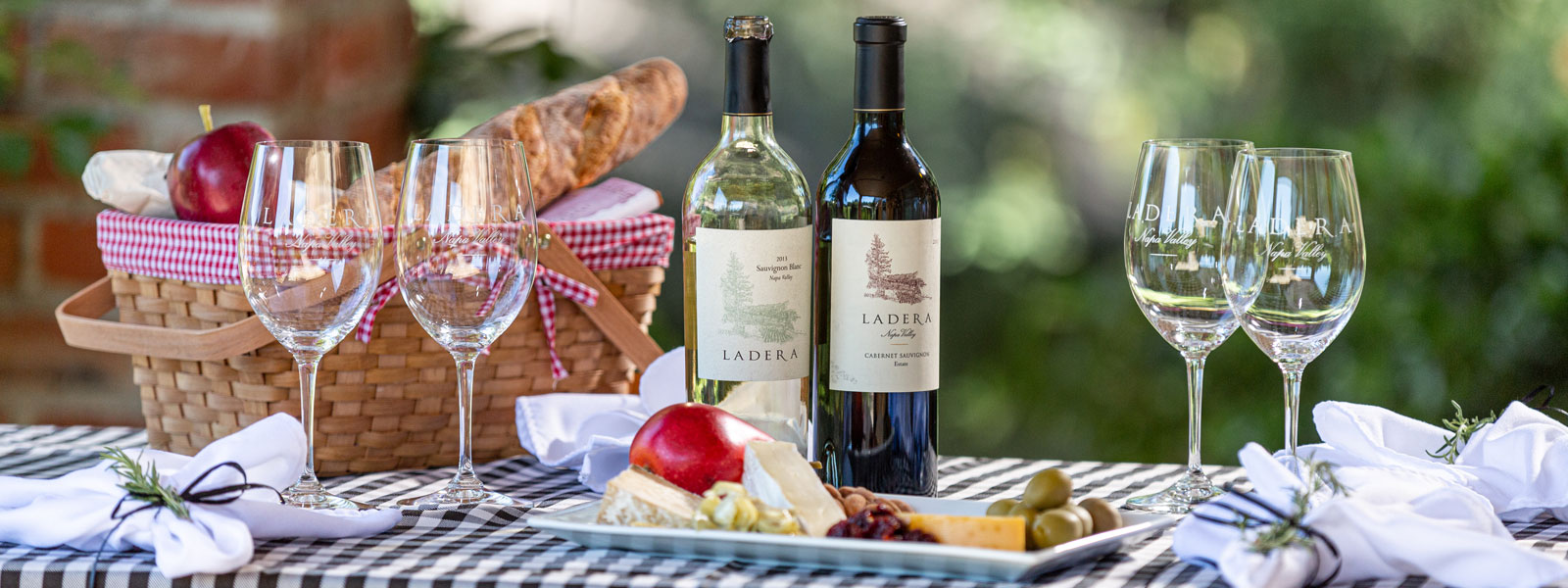 Ladera Vineyards Tasting at Silverado Trail North