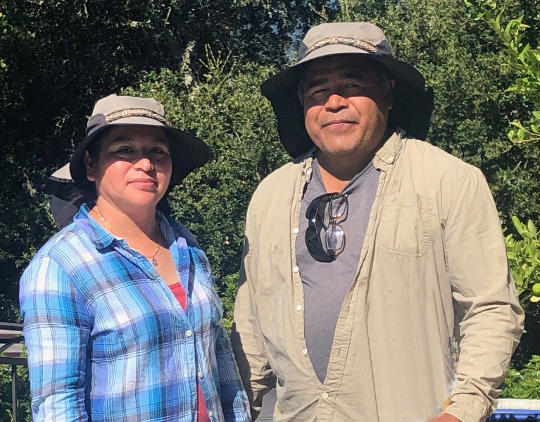 Alejandro and Betty